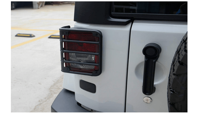 Best Jeep Tail Light Guards