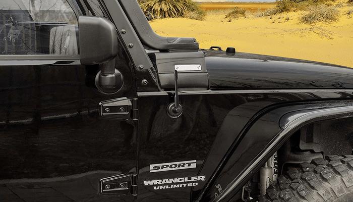 Jeep Antenna